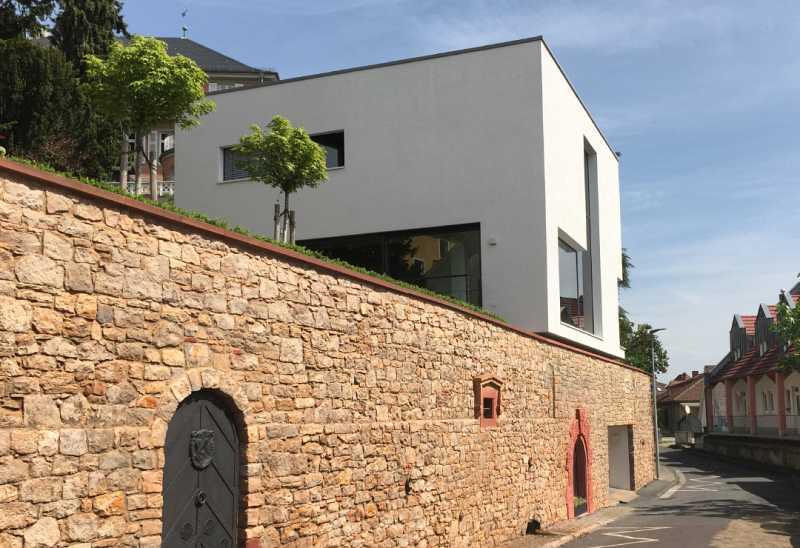 Eine Außenansicht von Brandmaid in Oppenheim