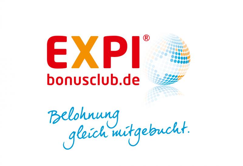 Logo EXPI bonusclub