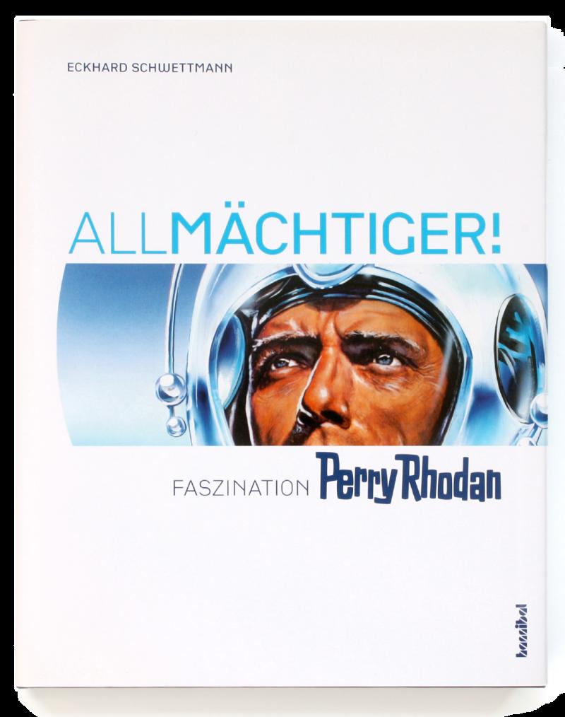Cover von Allmächtiger - Faszination Perry Rhodan