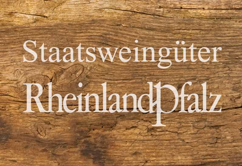 Logo Staatsweingüter Rheinland Pfalz