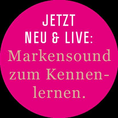 Markensound zum Kennenlernen bei Brandmaid in Oppenheim